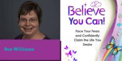 Sue Williams' Author Interview
