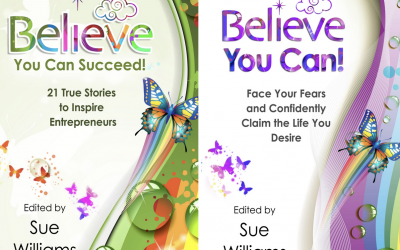 Author Interview – Meet Sue Williams – Shelley Wilson