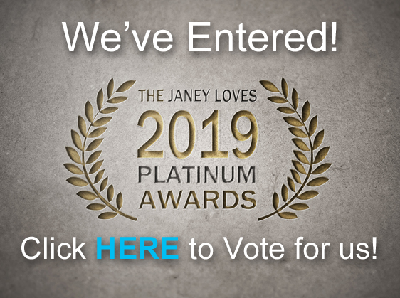 PLEASE VOTE FOR I AM UNIQUE IN THE JANEY LOVES AWARDS 2019!