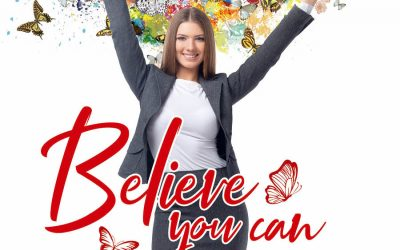 ON-LINE LAUNCH PARTY – BELIEVE YOU CAN SUCCEED   FRIDAY 30 AUGUST 2019 (9.00 – 12 noon)
