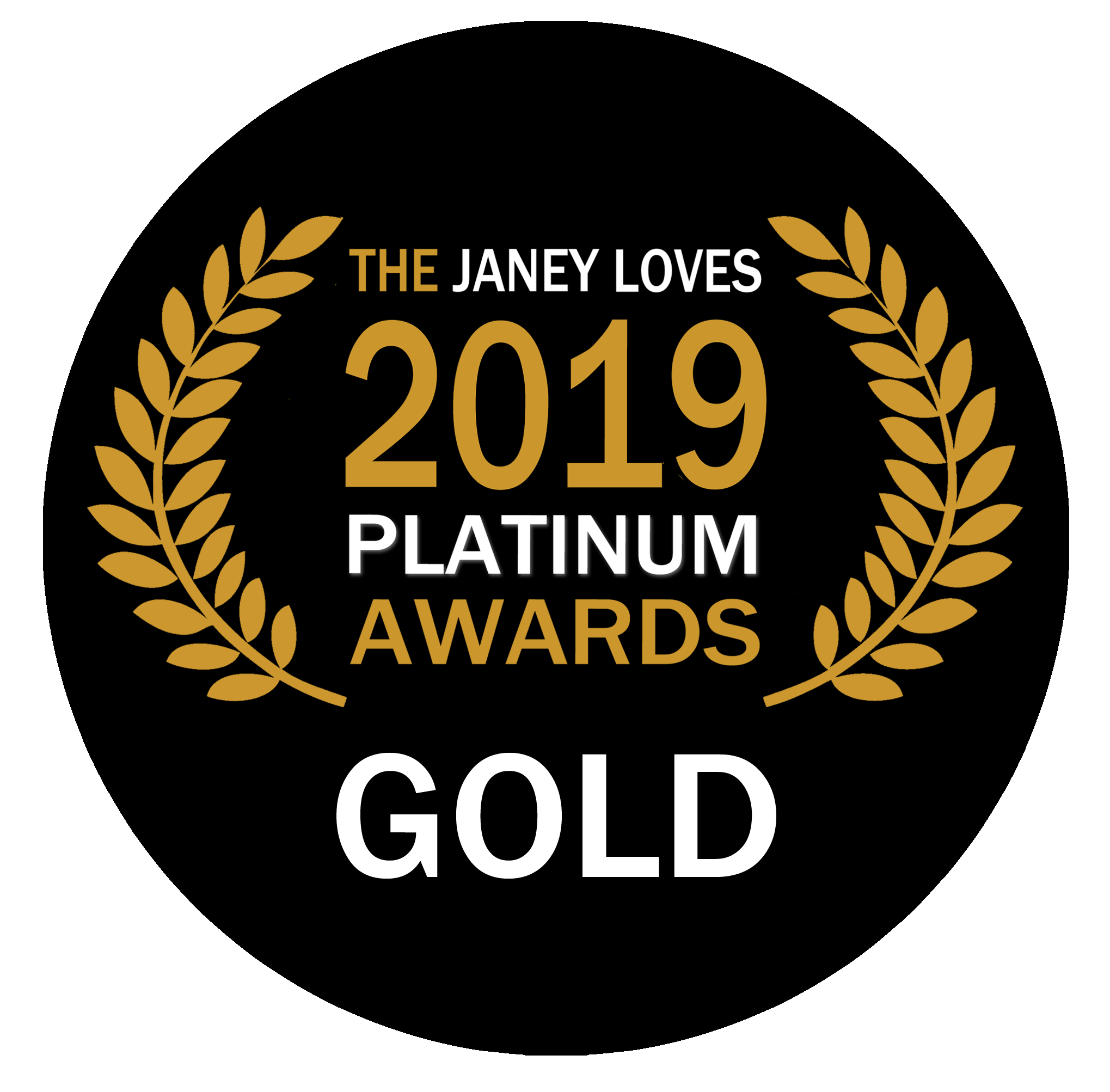 2019 Janey Loves Sue Williams GOLD