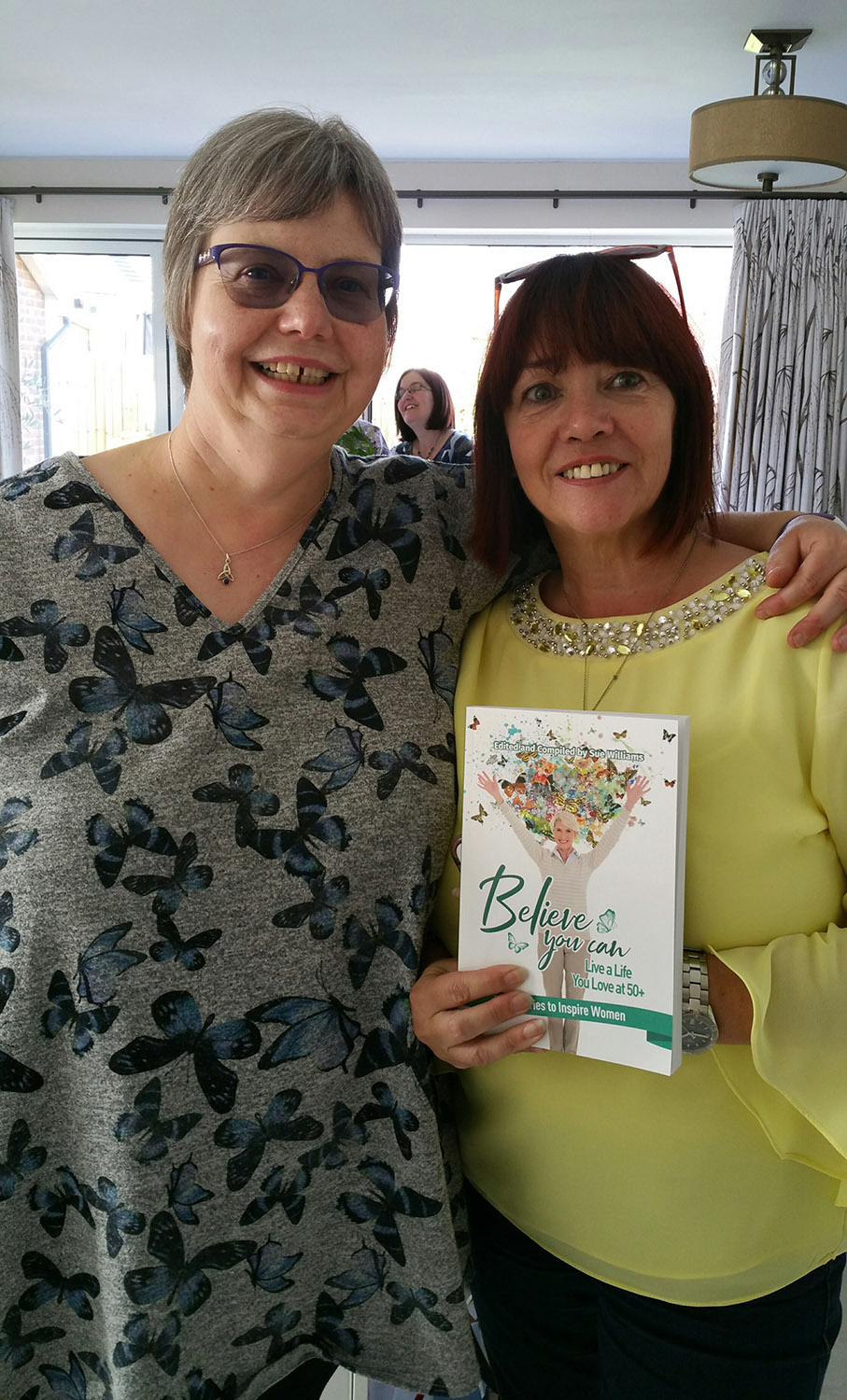 Sue Williams 50 Believe Book Launch 2 WEB